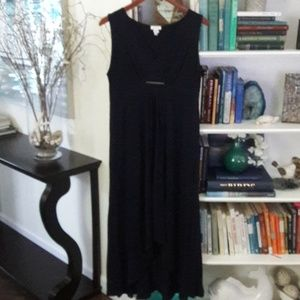 Women's Chico's full length dress